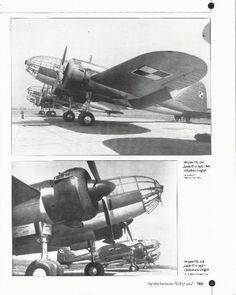 "SAMOLOT BOMBOWY PZL 37 ""LOS"" (PZL.37 ""LOS"" POLISH MEDIUM BOMBER AIRCRAFT) by Glass, Andrzej: Soft cover, 1st Edition - Mikhail Barkovskiy"