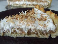 Cooking Gluten (& Dairy) Free: Coconut Cream Pie.... Looks yummy! although I will do some serious substitutions....