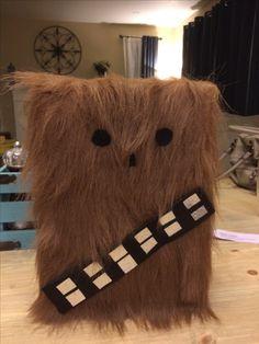 Valentine Box: Chewbacca!