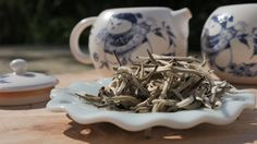 Silver Needle - The champagne of white teas.