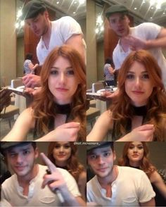 # Just kill me, so I'll be dead & done with this Cuteness, Where is my Grave, prepare it Now Shadowhunters Tv Show, Shadowhunters The Mortal Instruments, Blusas Best Friends, Clary Et Jace, Por Tras Das Cameras, Homemade Books, Dominic Sherwood, Jace Wayland, Matthew Daddario