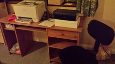 Police office? [GMS/Sharon] desk + swivel chair