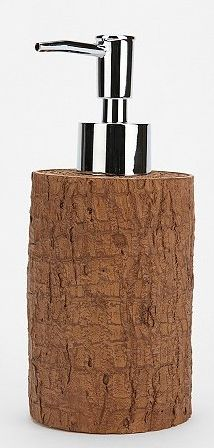 College Teen Freshman Housewarming Gifts for Their Dorm:  Tree Trunk Soap Dispenser @ Urban Outfitters