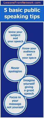 Public Speaking Quotes -  Tips, strategies and stories from and for those who speak in public. Check out our #publicspeaking website at: http://LessonsFromPublicSpeaking.com; also Like us on Facebook: Facebook.com/LessonsFromPublicSpeaking, and visit us on Twitter: @lpublicspeaking