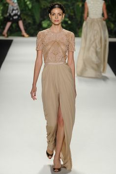 Naeem Khan | Spring 2014 Ready-to-Wear Collection | Style.com - drapery