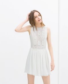 ZARA - TRAFALUC - COMBINATION DRESS