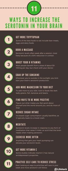 How to increase serotonin levels (scheduled via http://www.tailwindapp.com?utm_source=pinterest&utm_medium=twpin&utm_content=post135042631&utm_campaign=scheduler_attribution)