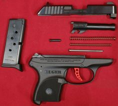 Ruger LCP Custom Complete Disassembly Find our speedloader now!  http://www.amazon.com/shops/raeind