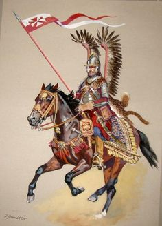 The winged Polish cavalry were instrumental in defeating the Ottoman Empire at the Battle of Vienna on Sept This stopped the spread of Islam in Europe. Poland History, Art History, Thirty Years' War, Medieval Armor, Le Far West, Fantasy Warrior, Knights Templar, Modern Warfare, Military Art
