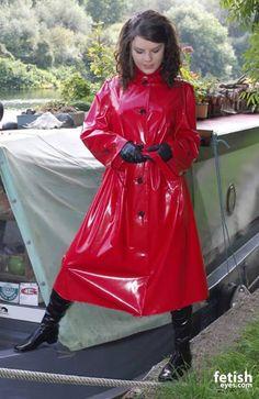 Raincoats For Women Rain Coats Vinyl Raincoat, Raincoat Jacket, Yellow Raincoat, Hooded Raincoat, Rain Jacket, Rain Fashion, Rainy Day Fashion, Raincoats For Women, Jackets For Women