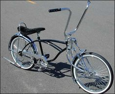 I luv lowrider bikes, guess im gangsta like that