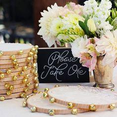 Tambourin pour sortie église mariage , idées sortie église mariage , diy wedding