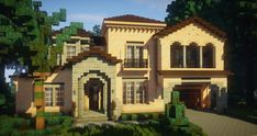 Mediterranean Style | Traditional House