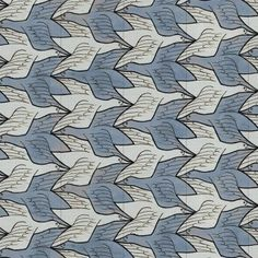 Entdecken Sie die einzigartige Tapete Two Birds von M.C. Escher Mc Escher, Escher Art, Escher Tessellations, Tessellation Art, Op Art, Techno Berlin, Tesselations, Quilt Modernen, Two Birds