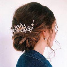 #hairgoals #updo #hairstyles