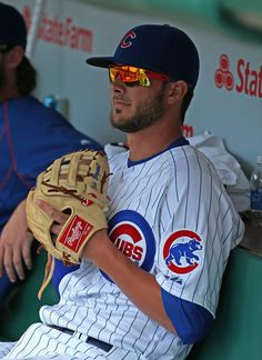 Kris Bryant Photos - San Diego Padres v Chicago Cubs - Zimbio