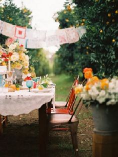 "3. Tea Party Ideas for Locations…  ""Decide on a Location. If the weather is nice, it is a lovely idea to have the party amongst the flowers and trees outside in the garden! …"