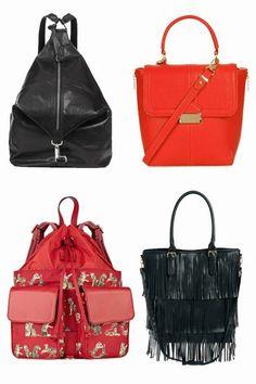 Fashion panic... Backpack or Handbag?  Help!