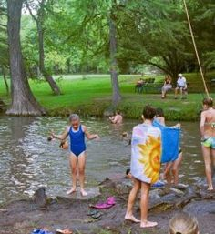 The Blue Hole in Wimberley, Texas: A Central Texas Treasure, A Wimberley, Texas Feature