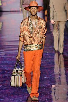 Spring 2009 Menswear - Etro