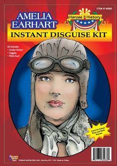 Kids Amelia Earhart Costume Kit Forum. $11.51. Save 25% Off!