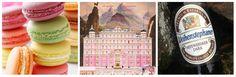 Oscar Themed Menu: The Grand Budapest Hotel Macaroons & Weihenstephaner
