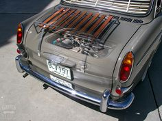 1965 Volkswagen Notchback 1500S - wish I still had mine!