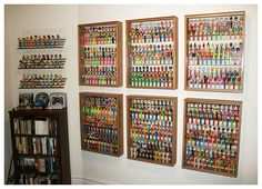 Pez Collection March 2008 by Canada is 1337, via Flickr