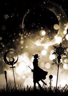 Beautiful anime art : Photo