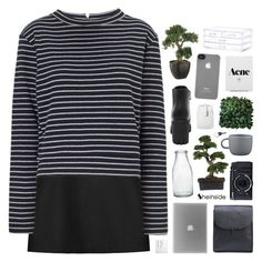 """""""THE THINGS I'D DO IF I WERE IN HIS SHOES"""" by feels-like-snow-in-september ❤ liked on Polyvore featuring STELLA McCARTNEY, Nearly Natural, Whistles, Incase, Mossimo, Fujifilm, CB2, Maison Margiela, NARS Cosmetics and melsunicorns"""