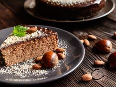 Fondant à la crème de marrons avec juste 3 ingrédients : crème de marrons, beurre et oeufs