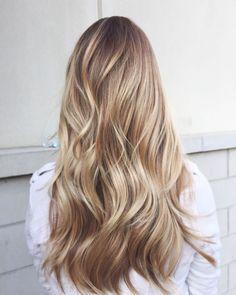 Nuances de blond : natural color