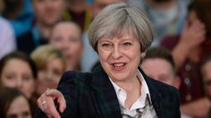 May to claim Corbyn is 'uncertain' on Brexit while she is '100% committed'  - The PM is expected to change tack as polls suggest the Tories' lead has been cut after criticism of proposals on social care.