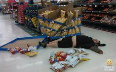...a Walmart shopper