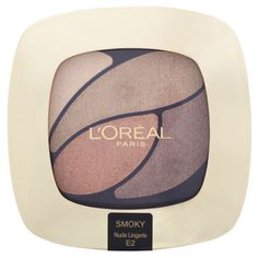 L'Oreal Paris Colour Riche Quad E2 Beloved Nude ($11) ❤ liked on Polyvore featuring beauty products, makeup, eye makeup, eyeshadow, beauty, eye shadow, l'oréal paris and l oreal paris eye shadow