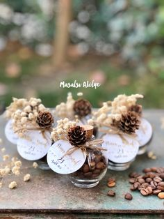 Image may contain: text – Dekor Ideen – Wedding Dresses Ideas Home Wedding, Diy Wedding, Wedding Day, Rustic Wedding, Dream Wedding, Wedding Gifts For Guests, Wedding Favours, Lavender Bags, Wedding Cookies