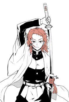 kimetsu no yaiba indo Manga Anime, Manga Boy, Anime Demon, Demon Slayer, Slayer Anime, Mein Crush, Handsome Anime, Action Poses, My Boo
