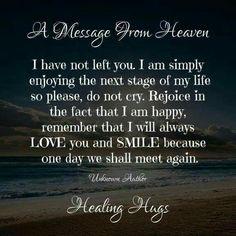 I really do hope so...