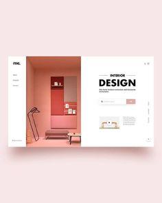 Portfolio Website Design, Interior Design Website, Website Design Layout, Website Design Inspiration, Web Layout, Layout Design, Dashboard Design, App Design, Application Ui Design