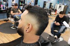 Want a fresh cut? Beard Sculpting, Barbershop, Hair Designs, Police Officer, Denver, Hair Cuts, Fresh, Hair Styles, Barber Shop