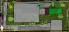 Small, urban properties are very important to wildlife, and we'd like to share a YardMap that makes the most of its space http://app.yardmap.org/map/L306218 This San Diego property is less than 1/5 acre in size, but is filled with trees, shrubs, flowers, and herbs that provide essential habitat, such as cover, food, and nesting locations, for wildlife,