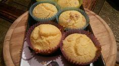 Vaníliás citrommuffin Petinek Muffin, Breakfast, Food, Morning Coffee, Essen, Muffins, Meals, Cupcakes, Yemek