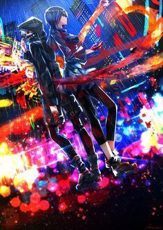 Artwork by  swordsouls http://www.pixiv.net/member_illust.php?mode=medium&illust_id=45078631