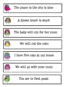 1000 images about telling questing sentences on pinterest sentences activities and groundhog day. Black Bedroom Furniture Sets. Home Design Ideas