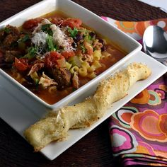The Foodie Couple: Pasta e Fagioli