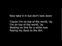 ▶ Imagine Dragons - On Top Of The World [Lyrics] by LyricMusic4u - YouTube