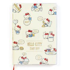 Hello Kitty Personal Agenda Day Planner Calendar 2021 Pocket Real Sanrio Japan