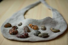 stone necklace or collar