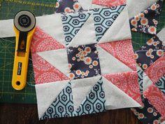 ¿quieres aprender a hacer patchwork? empezamos el curso!