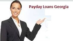 If your paycheck is far away and need of urgent cash for unaccepted financial emergency, so #paydayloansGeorgia can be a big financial support in this situation. Borrowers can avail these funds without attempt any hassle of long documentation process and they get advance money for all their fiscal worries. www.paydayloansgeorgia.net